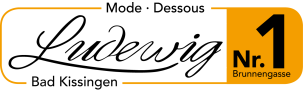 Logo Mode + Dessous Ludewig 97688 Bad Kissingen